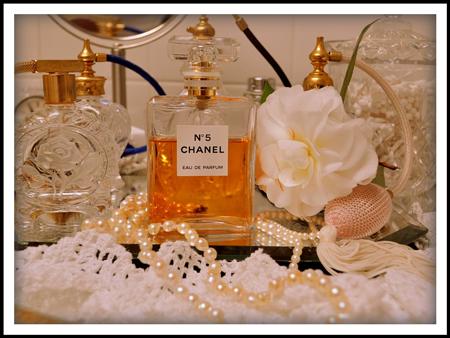 Chanel-Perfume-line