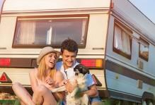 Secure your caravan