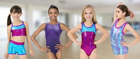 ballet gymnasticwear