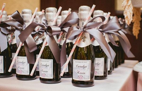 Alcohol for wedding