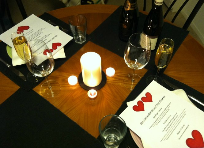 diy romantic stay at home valentine 39 s day dinner every single topic