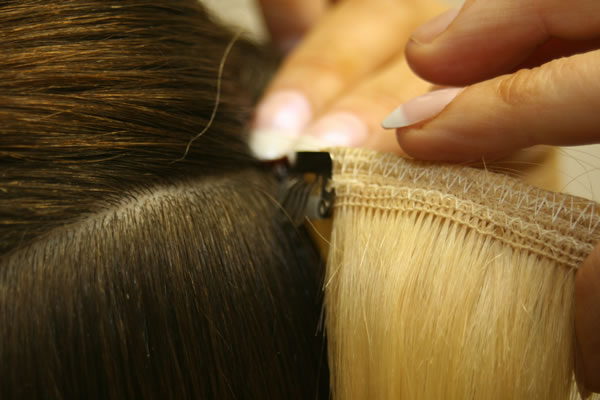 Clip In Hair Extensions Maintaining