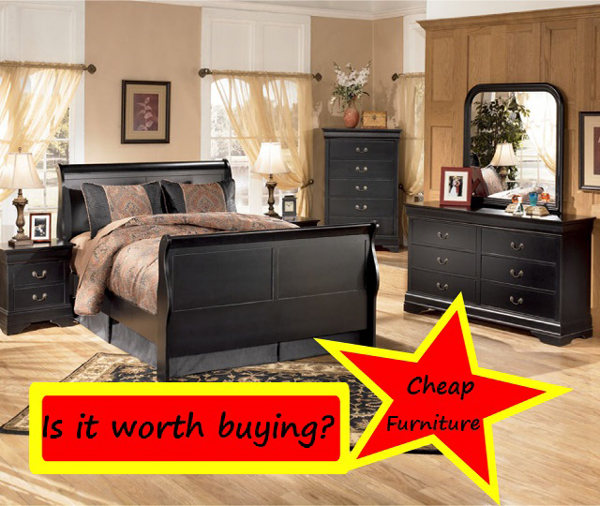 Buy Furniture For Cheap: Is Cheap Furniture Worth Buying?
