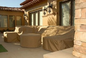 Cover your outdoor furniture