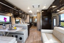 Motorhome Layouts