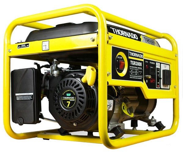 Gasoline Generator: The Backup Power Option for Your Home