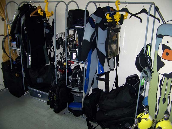 Packing a Dive Bag Like a Pro
