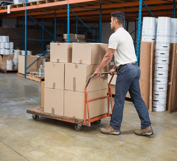 Trolley – A Helpful Piece of Equipment No Warehouse Should Go Without