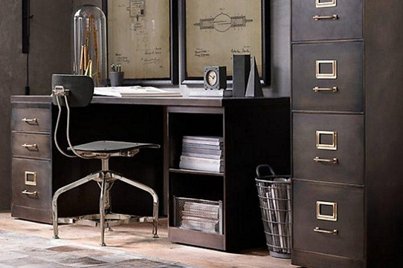 File with Style: Ideas for a Modern File Cabinet