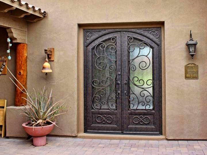Home Security Screen Doors