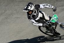 BMX racing gear