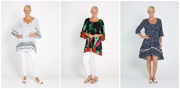 tunics for older women