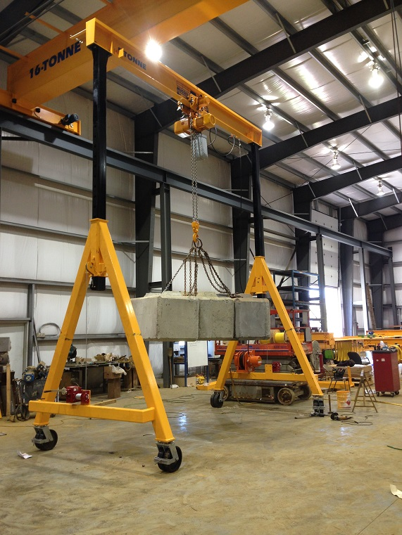 The Reasons Why Businesses Use a Gantry Crane
