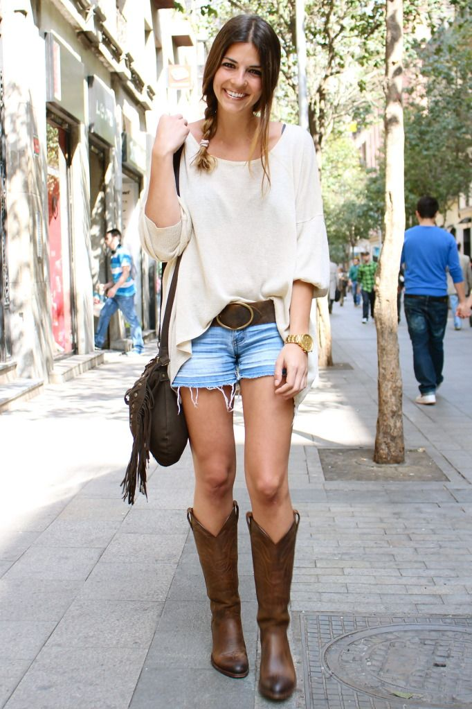 western style boots for women1
