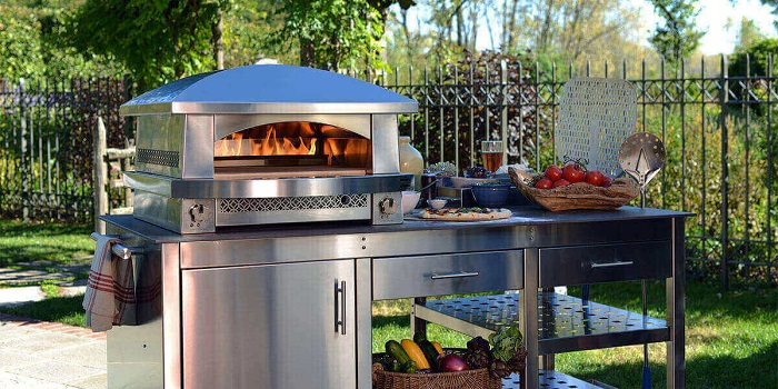The Most Popular Types of Outdoor Pizza Ovens