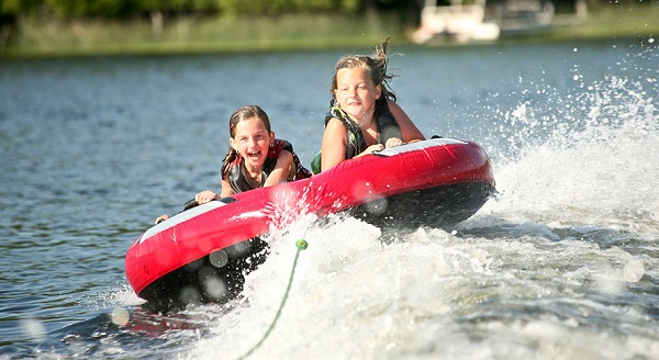 Watersport Equipment - Exploring the Different Types of Towable Tubes -  Every Single Topic