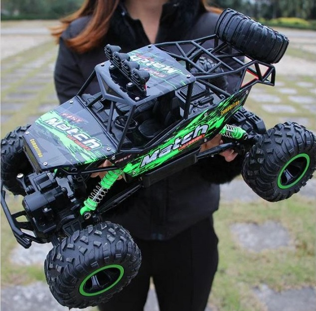petrol RC car kit