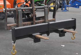 spreader bar for forklift