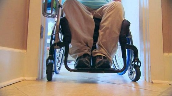 wheelchair- riendly home dooors