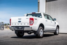 ford ranger exhausts