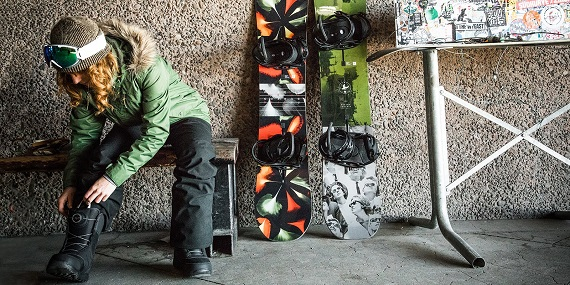 A Complete Guide to Choosing Your First Snowboard Boots