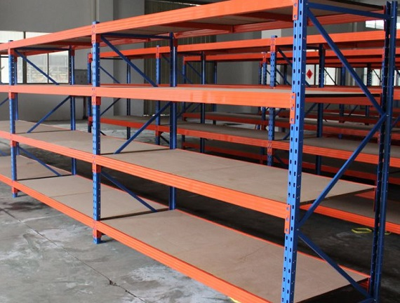 Explaining the Different Types of Heavy Duty Storage Shelving