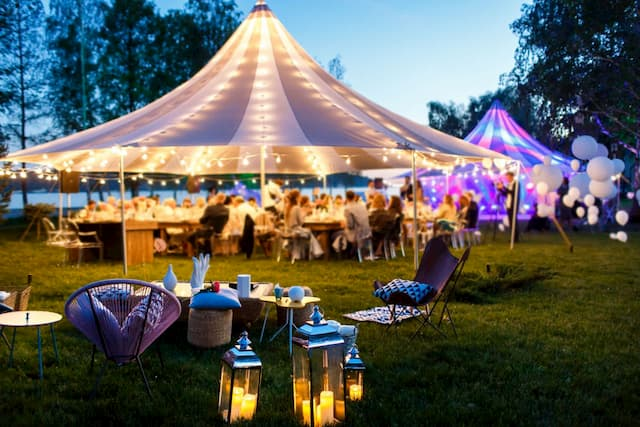 Marquee: The Ideal Way to Celebrate a Special Occasion