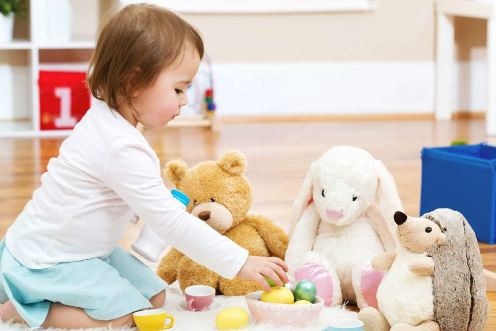 Reasons Why Kids Love Their Soft Toys So Much
