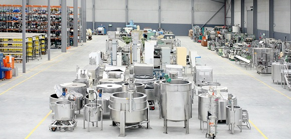 Food Manufacturing Machines