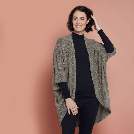 cardigan for mature woman