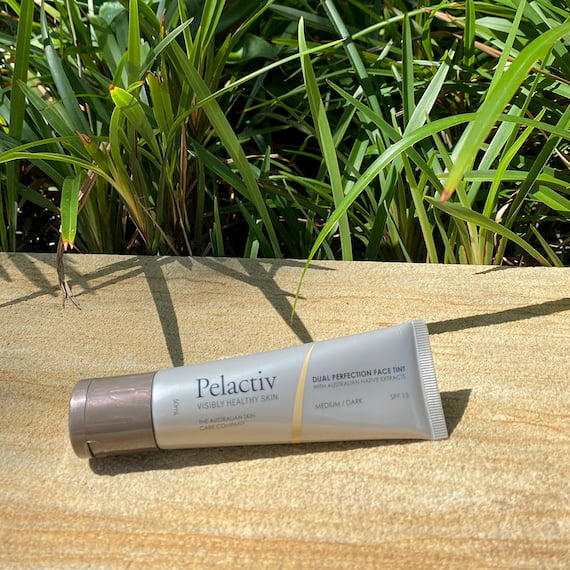 moisturiser with sunscreen by pelactiv
