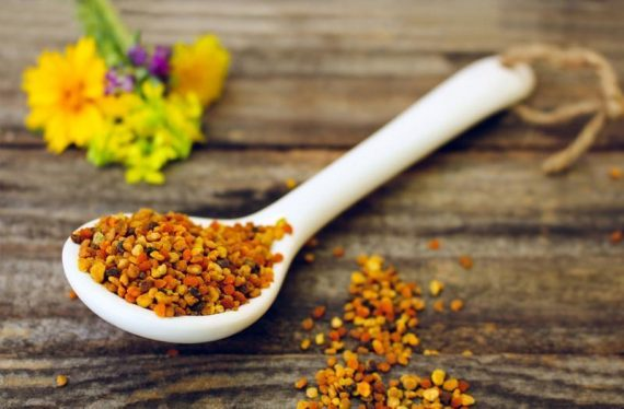 flower pollen extract - supplement for prostate