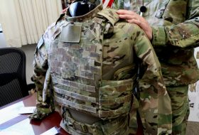 army-armored-vest