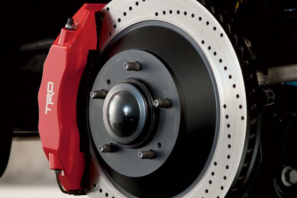 How to Choose the Most Suitable Brake Pads for Your Toyota
