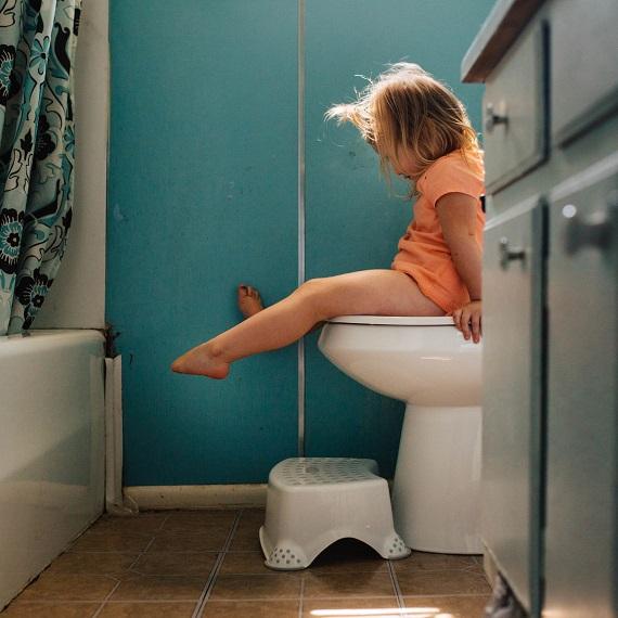 Step Stool for potty training kids