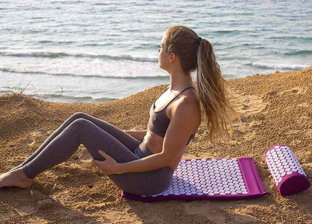 Discover the Benefits of Acupressure with Shakti Massage Mat