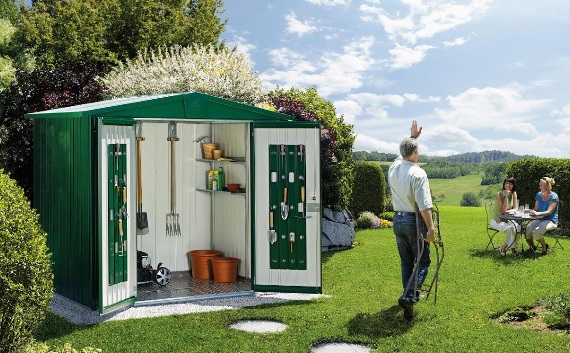 Why a Metal Shed Is A Smart Investment?