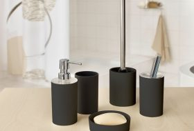 Accessories for bathroom