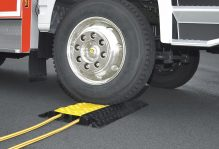 cable protector ramps