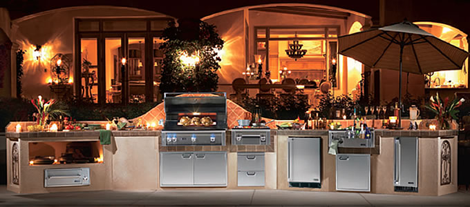 The Ingredients for a Dream Outdoor Kitchen