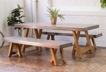 Industrial-Dining-Bench-wooden