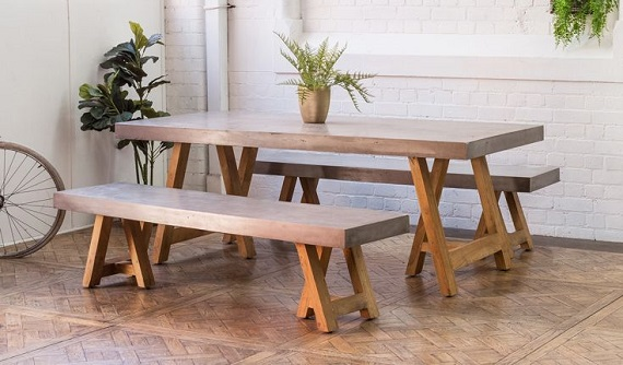 Dining Benches: A Stylish Twist to Your Dining Room