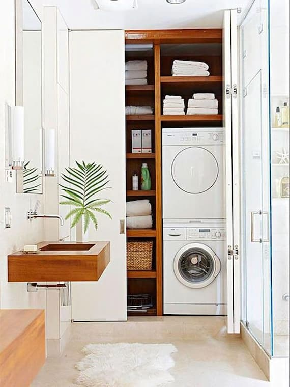 Make Washday More Relaxing: Colour Combinations for a Stylish Laundry Room